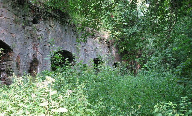 Форт №2а Барнеков