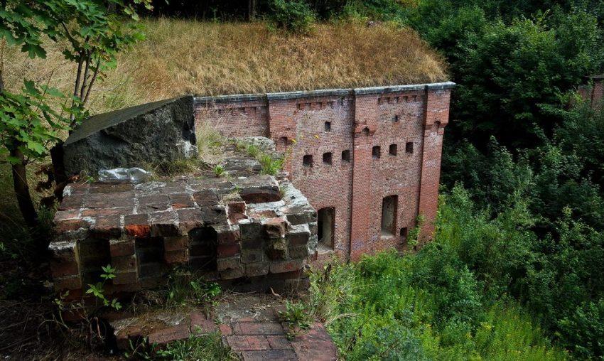 Форт №3 Король Фридрих Вильгельм I