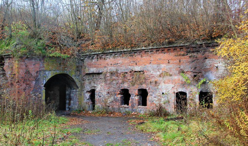 Форт №4 Гнейзенау