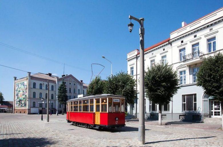Трамвай Советск