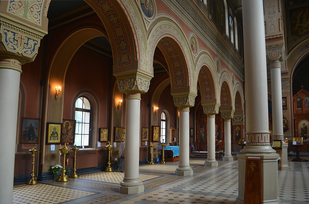 Владимирский собор Кронштадт