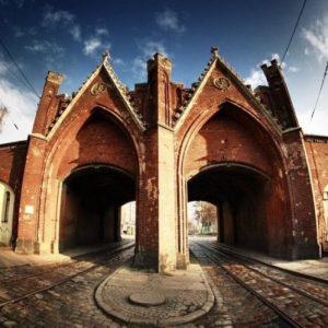 Ворота Калининграда: восемь городских ворот Кенигсберга