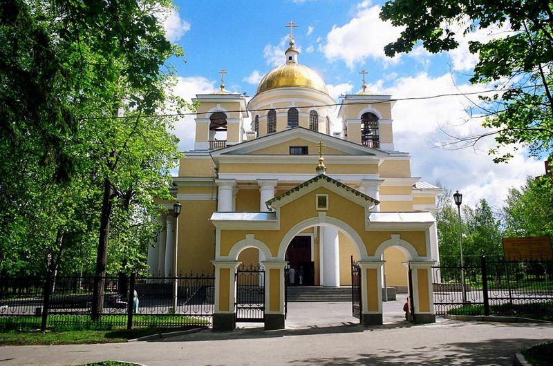 Александро-Невский собор Петрозаводск