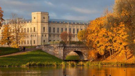 Достопримечательности Гатчины: парки, дворцы, павильоны