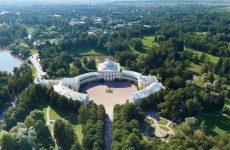 Достопримечательности Павловска: Павловский дворец и парк