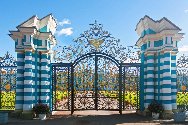 Екатерининский парк Пушкин