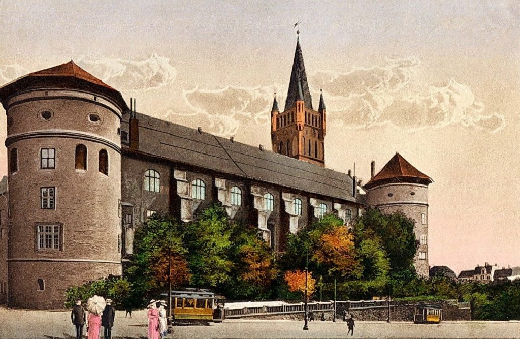 Королевский замок Кенигсберг