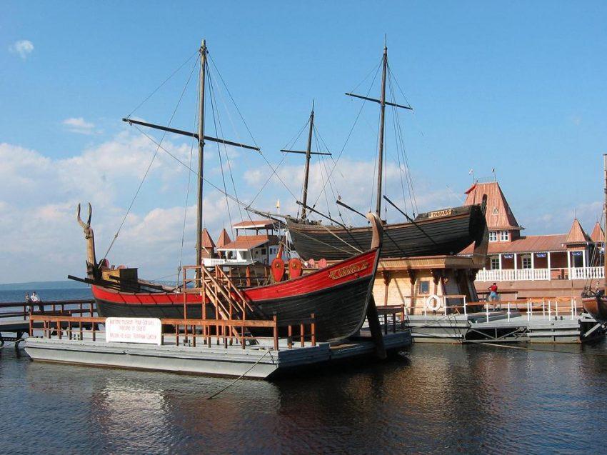 Морской музей Полярный одиссей