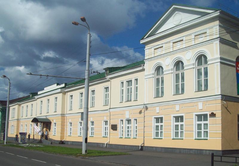 Музей изобразительных искусств, Петрозаводск