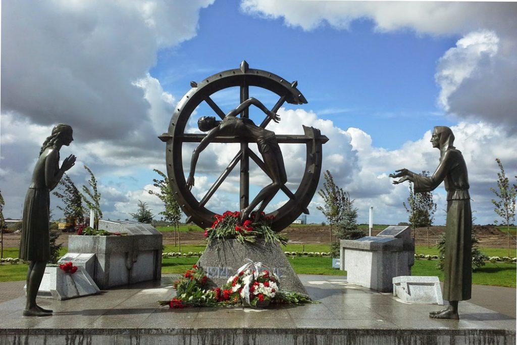 Памятник «Памяти забытой войны, изменившей ход истории»