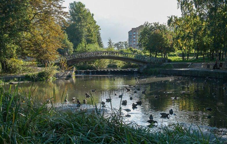 Парк культуры и отдыха Петрозаводск