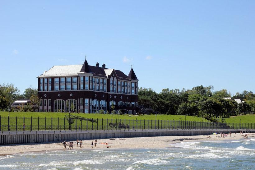 президентская резиденция «Янтарь»