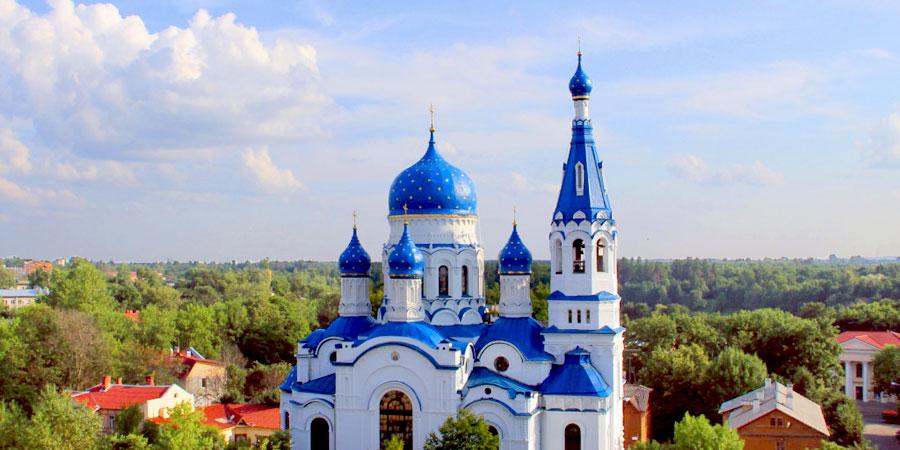 Собор Покрова Пресвятой Богородицы Гатчина