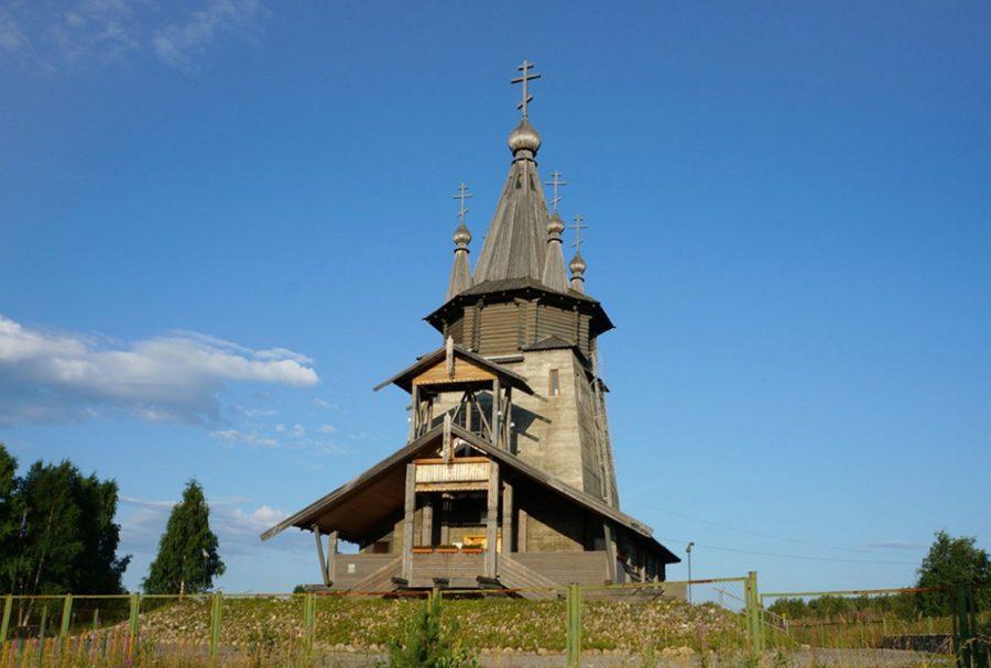 Церковь Николая Чудотворца в Повенце