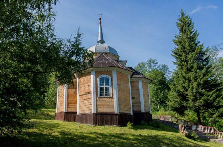 Марциальные воды церковь