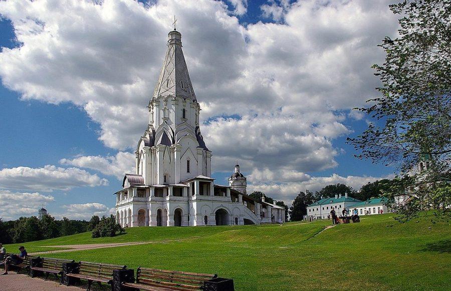 Церковь Вознесения Господня Коломенское