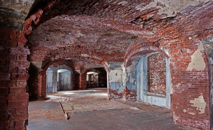 Форт Чумной