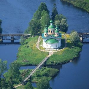 Достопримечательности Олонца: старейшего карельского города