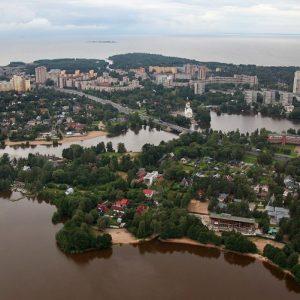 Достопримечательности Сестрорецка: озеро Разлив, Финский залив и река Сестра