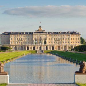 Достопримечательности Стрельны: дворцы, парки и Финский залив
