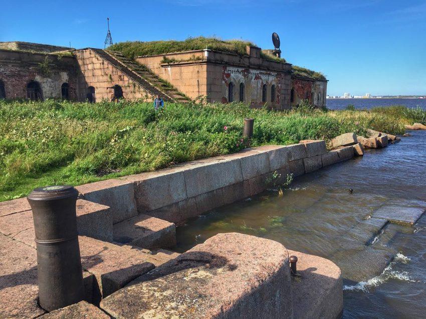 Форт №3 Граф Милютин
