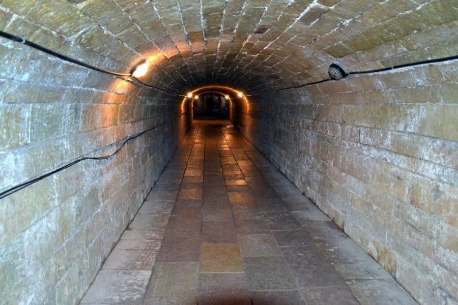 Гатчинский подземный ход