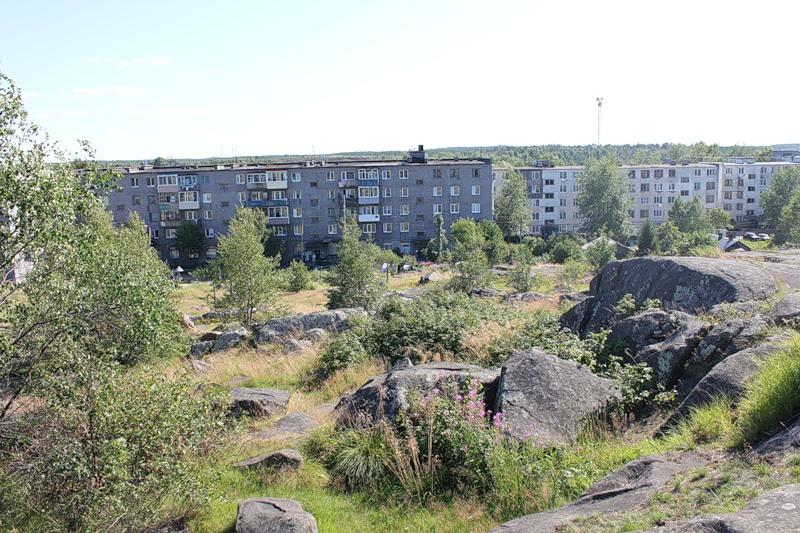 Город Кемь