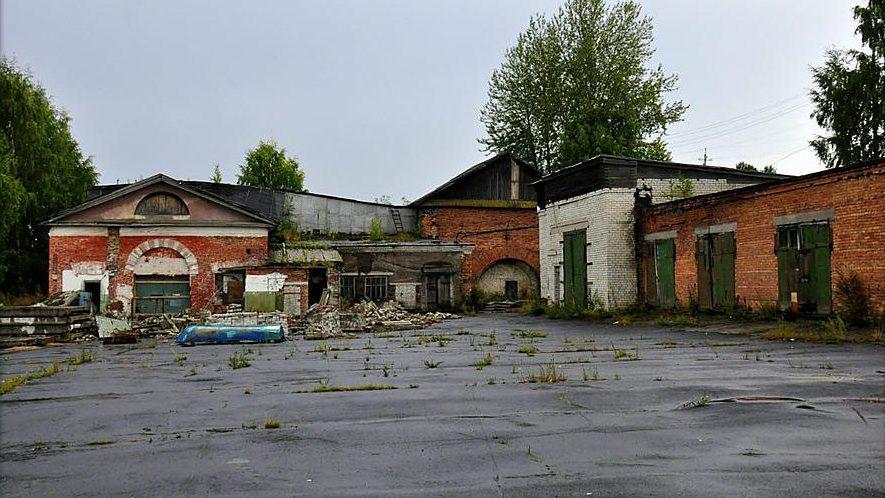 Кончезерский завод