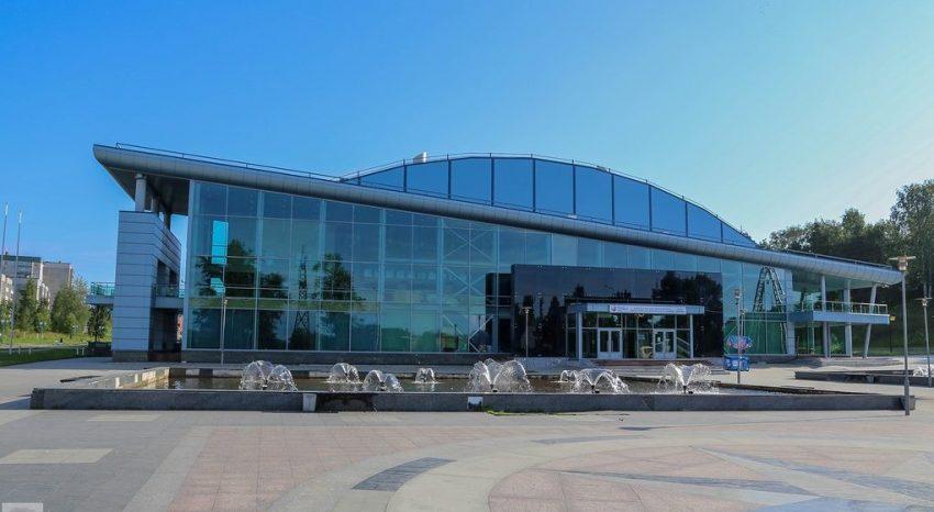 Ледовый дворец, Кондопога