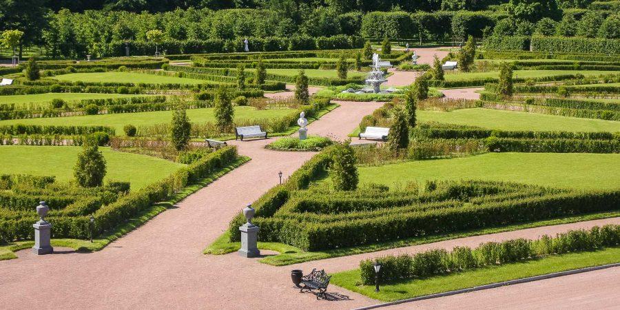 Стрельнинский парк