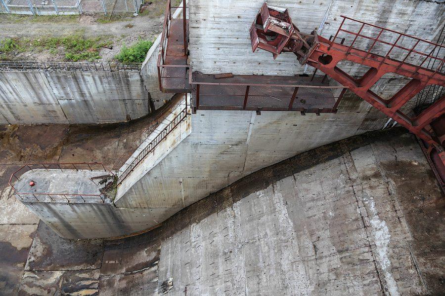 Кривопорожская ГЭС