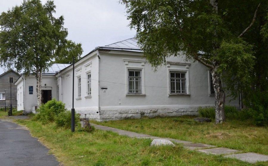 Музей Поморье Кемь