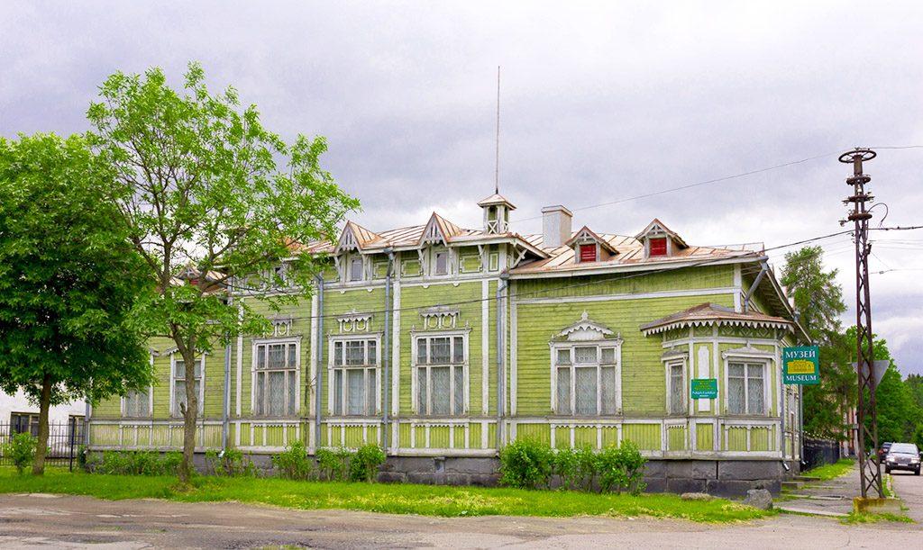 Региональный музей северного Приладожья