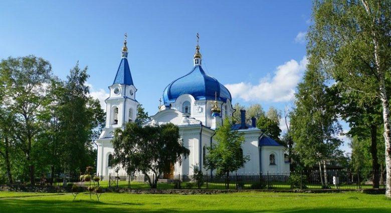 Никольская церковь Сортавала