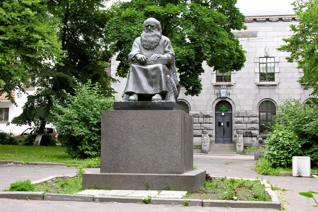Памятник рунопевцу Сортавала