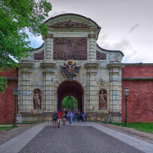 Петропавловская крепость: самые интересные места