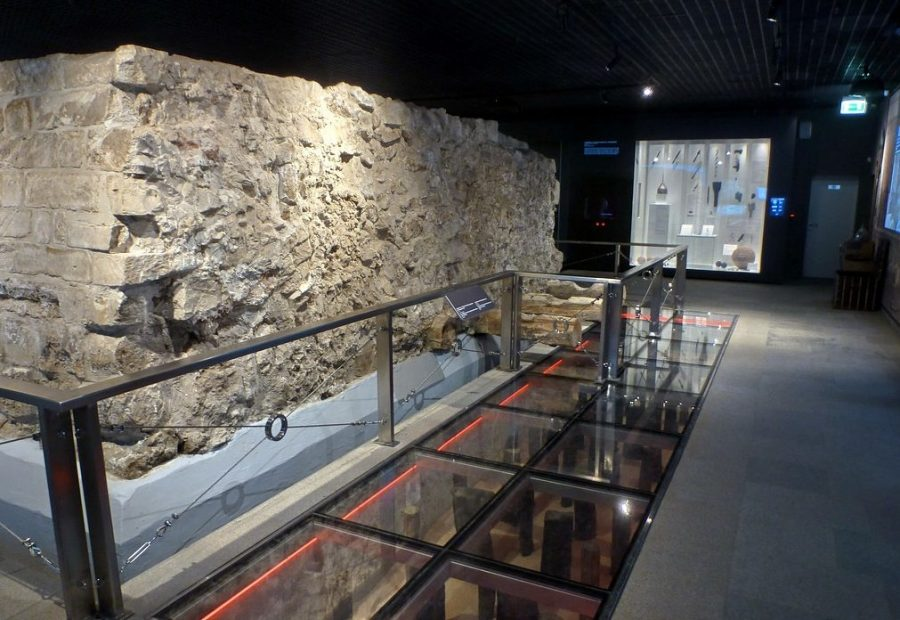 Подземный музей Зарядье