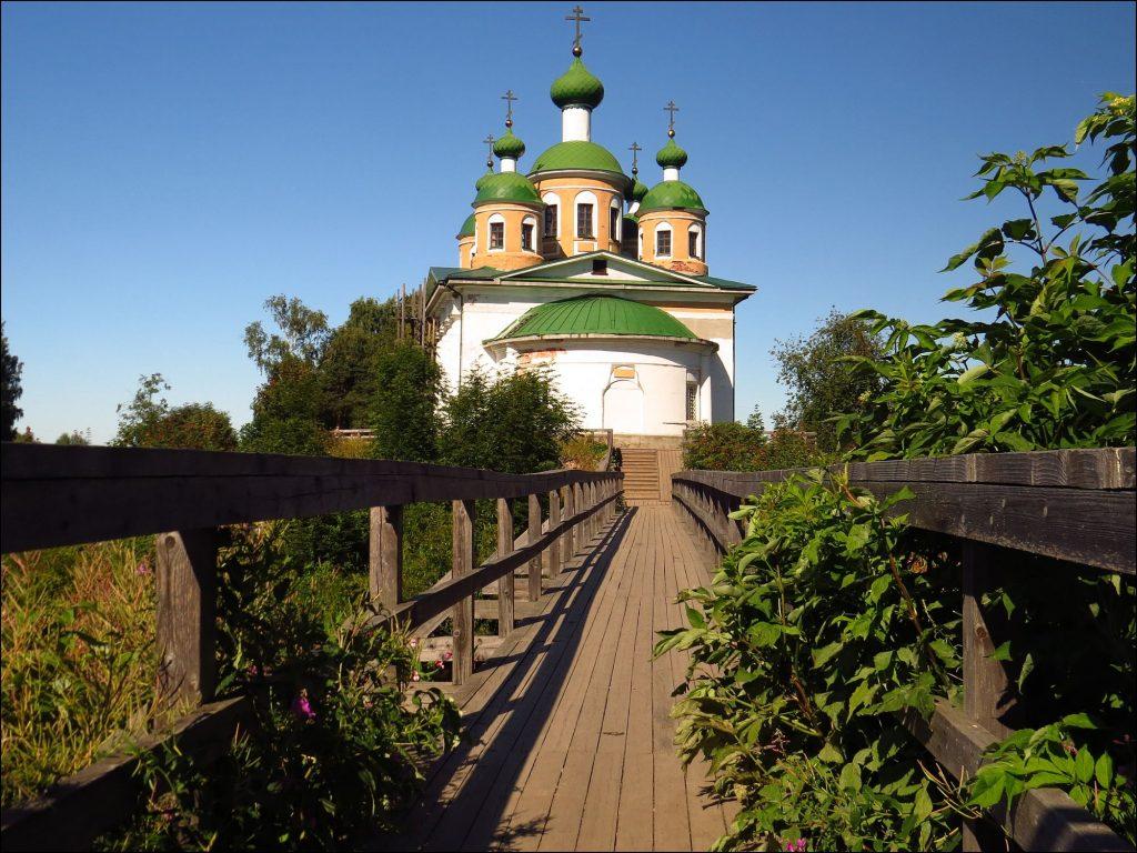 Смоленский собор, Олонец