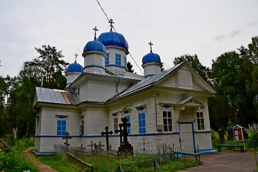 Успенская церковь Кунилица