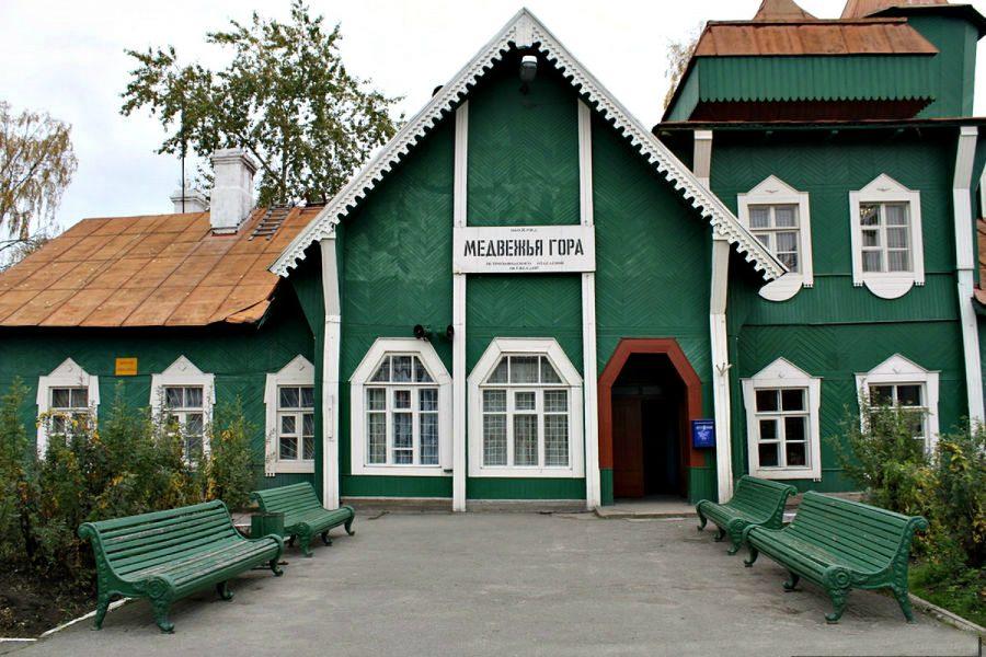 Жд вокзал Медвежьегорска