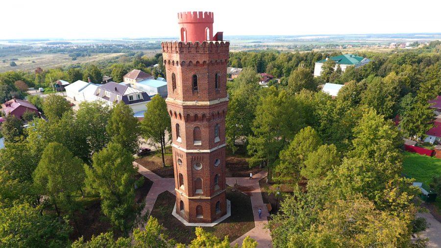 Водонапорная башня Зарайск