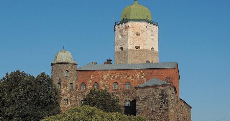 Башня Олафа Выборг