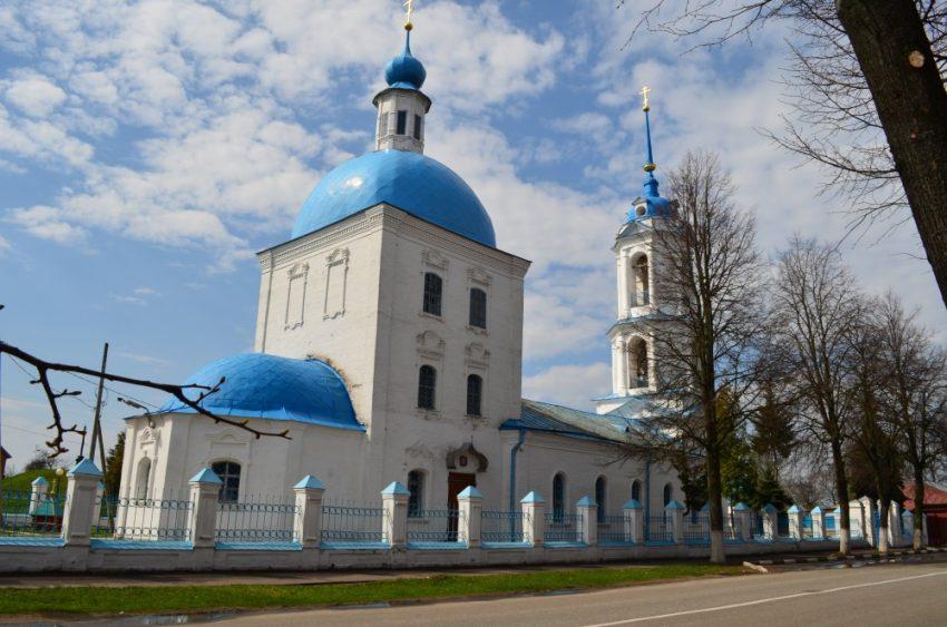 Церковь Благовещения Зарайск