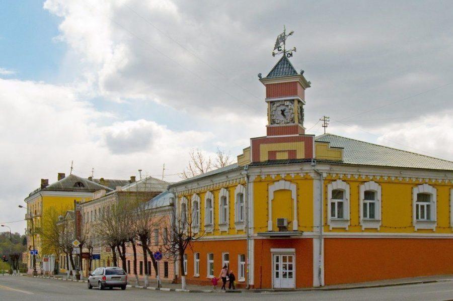 дом Михайлова Клин