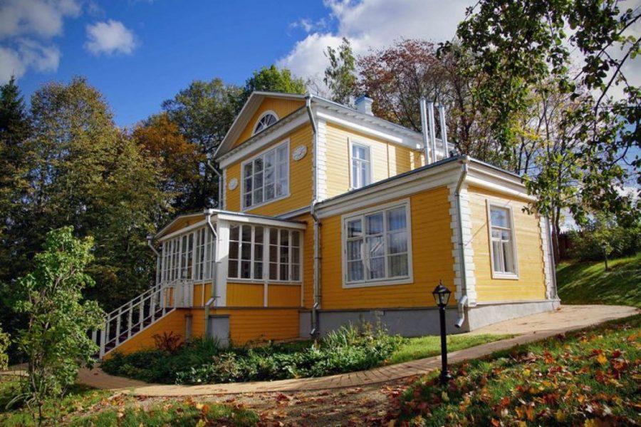 дом-музей Герасимова в Можайске