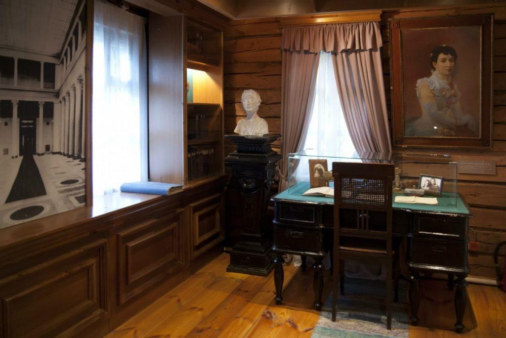 Дом-музей Марины Цветаевой в Тарусе