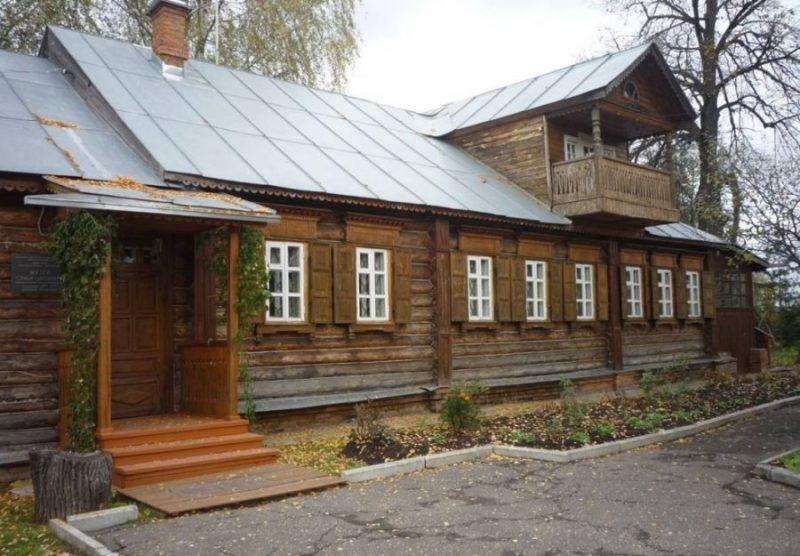 Дом-музей семьи Цветаевых Таруса