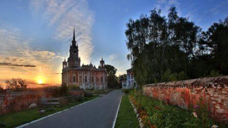 Достопримечательности Можайска: кремль, Лужецкий монастырь и храмы