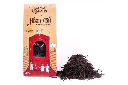 Иван-чай карельский