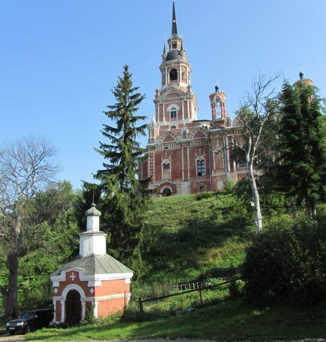 Кремлевская часовня Можайск